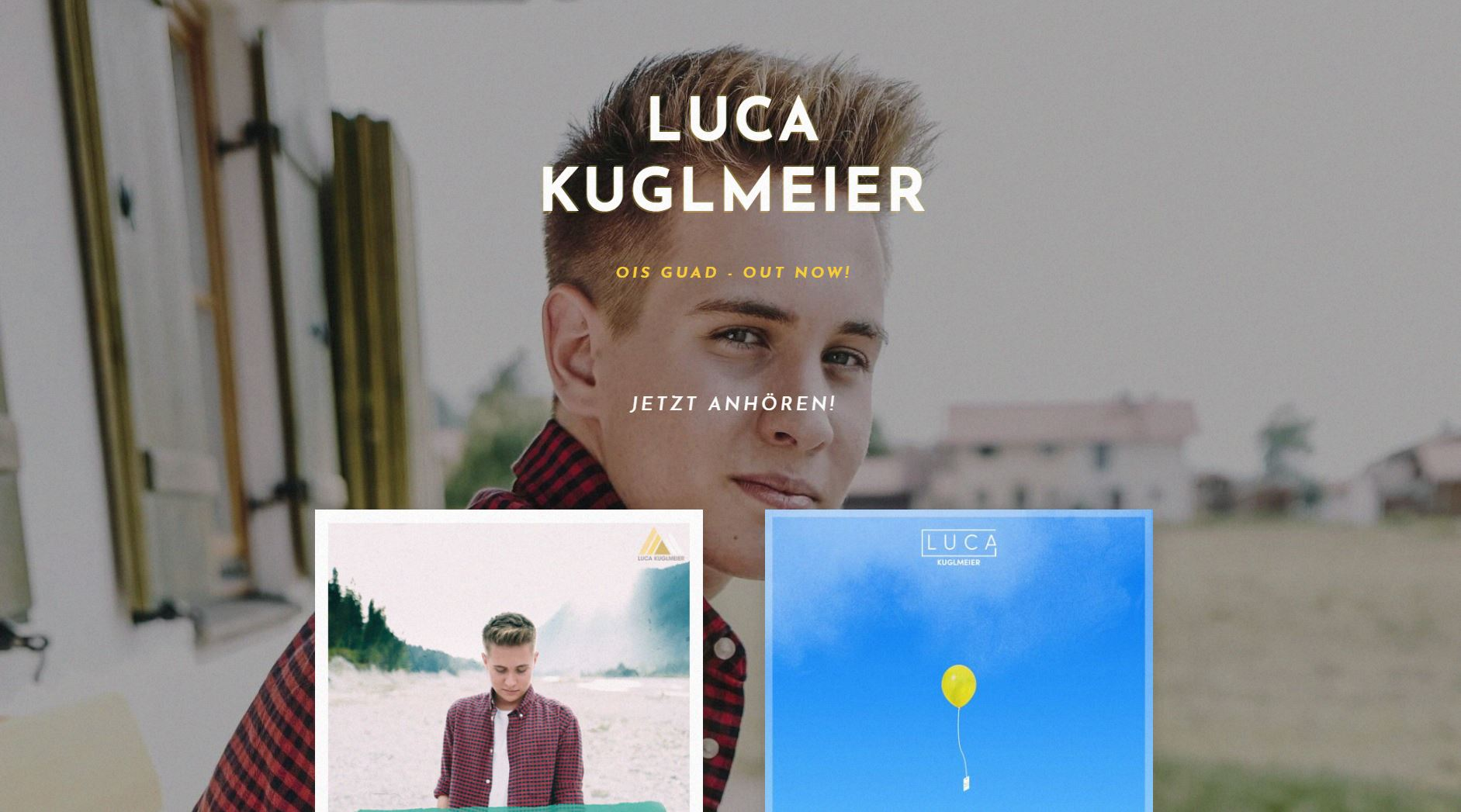 Luca Kuglmeier - The Voice Kids